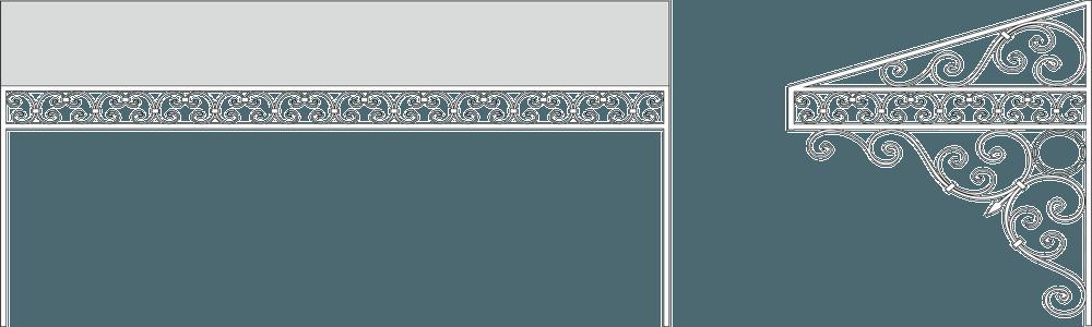 Козырек-кованый-вектор3