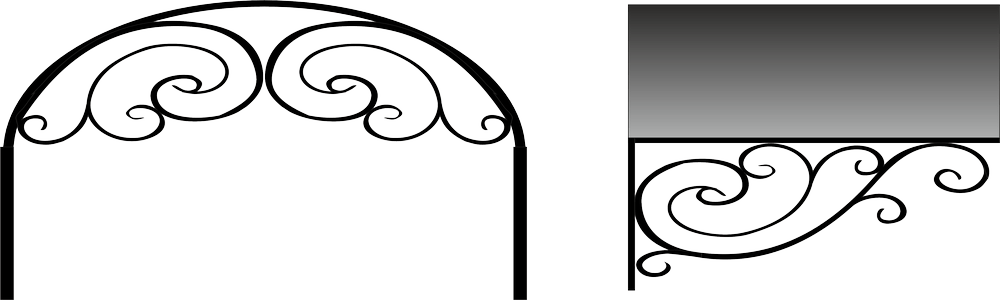 Козырек-кованый-вектор4