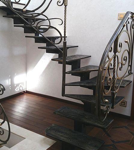 Лестница фото.