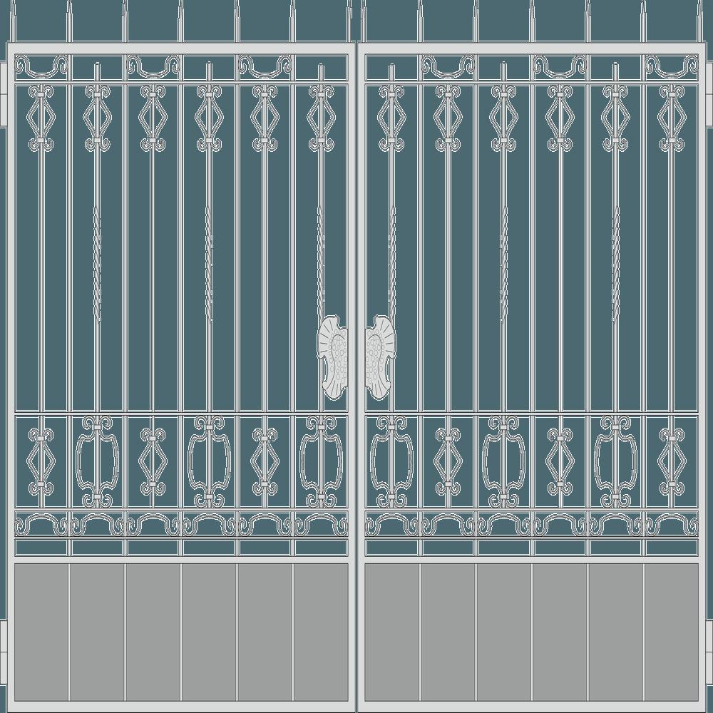 ворота-вектор-2