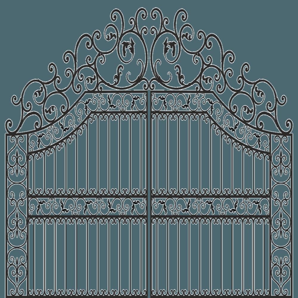 ворота вектор-3